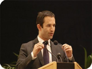 Benot Hamon picture, image, poster